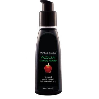 Wicked Candy Apple Flavoured Lubricant