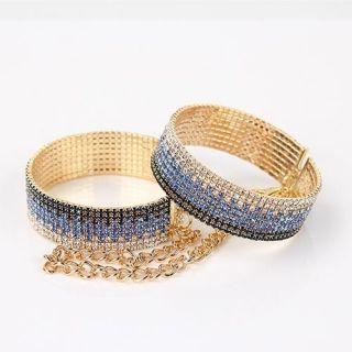 MUQU Elegant Bling Cuffs