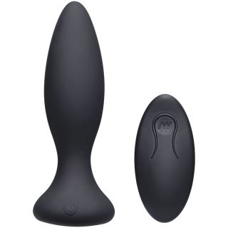 A-Play - Vibe - Beginner - Rechargeable Silicone Anal Plug with Remote