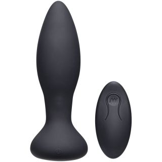 A-Play - Vibe - Experienced - Rechargeable Silicone Anal Plug with Remote