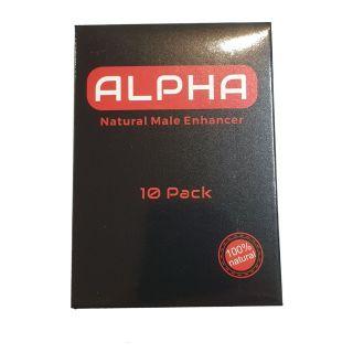 Alpha Male Enhancer Pills