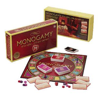 Monogamy Couples Game