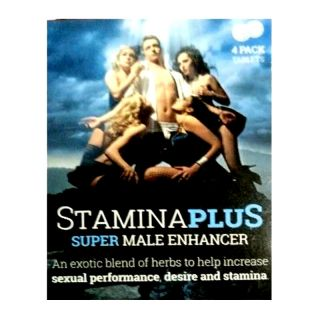 Stamina Plus Male Enhancement and Performance Pill