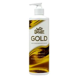 Wet Stuff Gold Lubricant 270g Pump