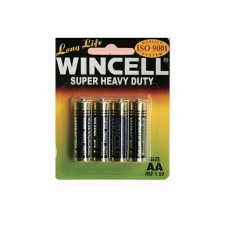 Super Heavy Duty AA 4 Pack Batteries