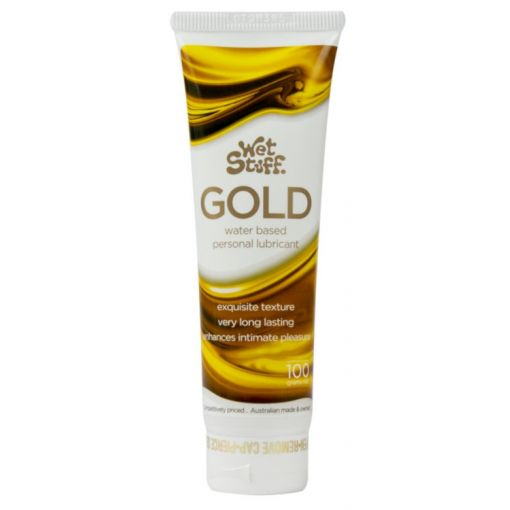 Wet Stuff Gold Lubricant 100g