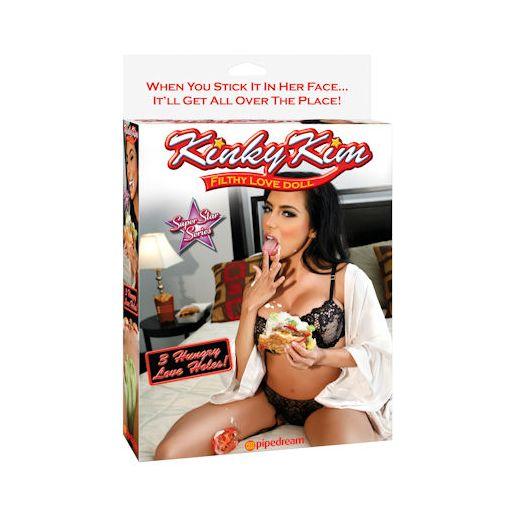 Kinky Kim Filthy Love Doll