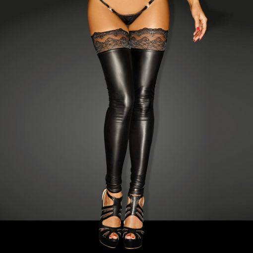 Noir Handmade SuperStar Stockings - Medium