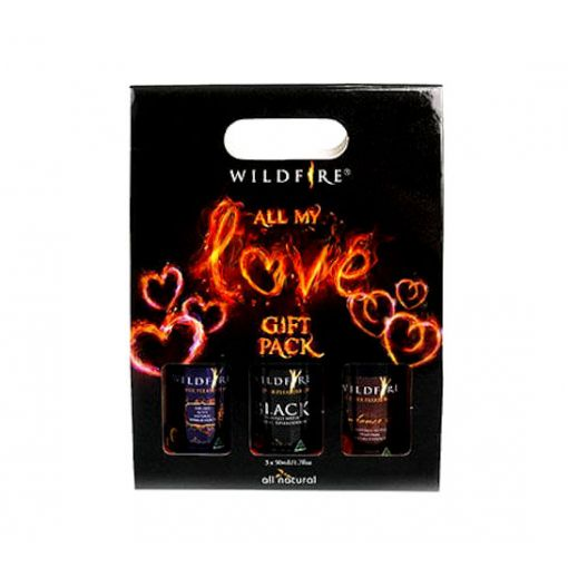 Wildfire All Over Pleasure Oils Gift Pack