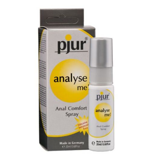 Pjur Analyse Me! Spray