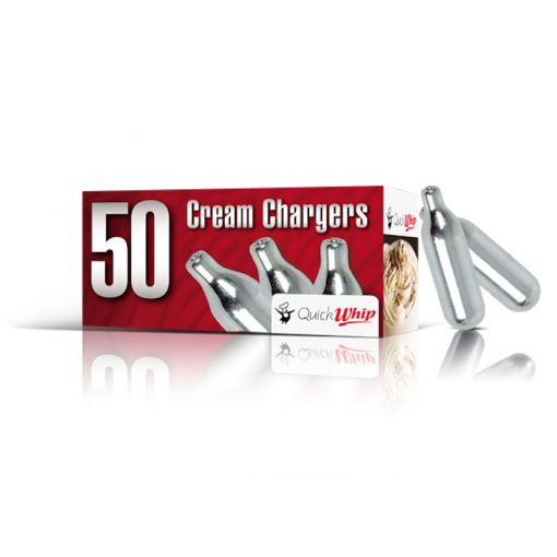 10 Pk Nitrous Cream Chargers