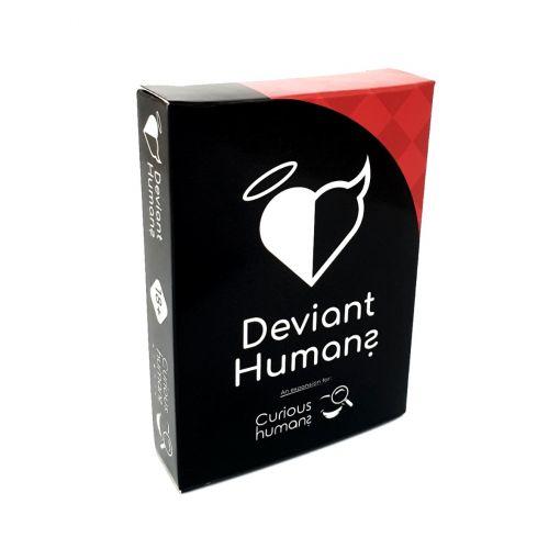 Deviant Humans Expansion Pack for Curious Humans