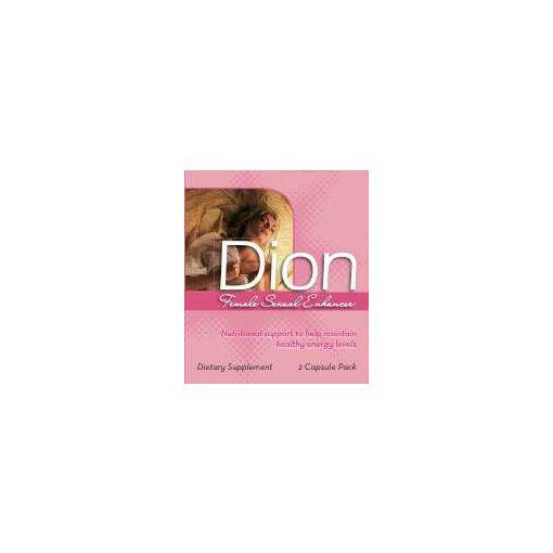 Dion Female Sexual Health Enhancer