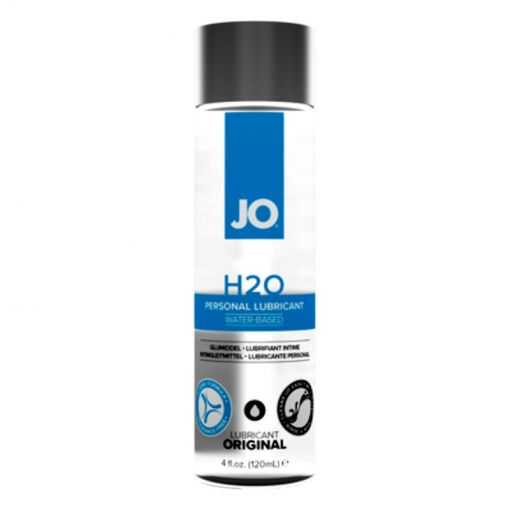 JO H20 4OZ (120ml) Personal Lubricant