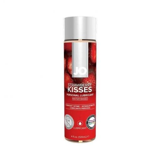 JO H2O Strawberry Kisses Personal Lubricant