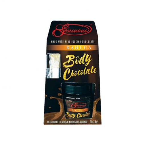 Kahlua Delux Body Chocolate