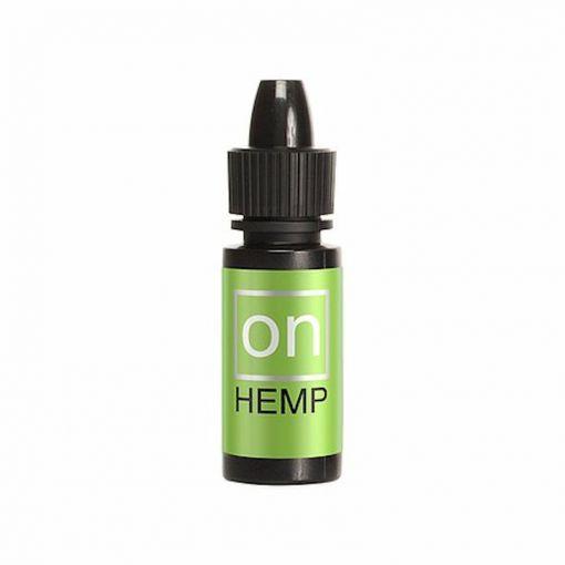 On Hemp Oil Infused Female Arousal Oil 5ml