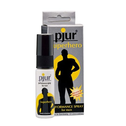 Pjur Super Hero Prolong Spray 20ml