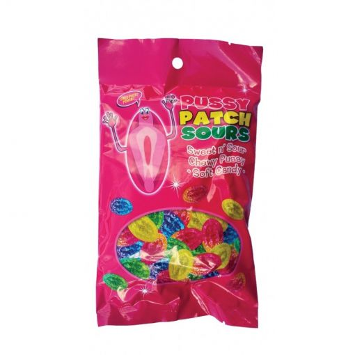 Pussy Patch Sours Confectionery