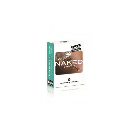 Four Seasons Naked Shiver Condoms