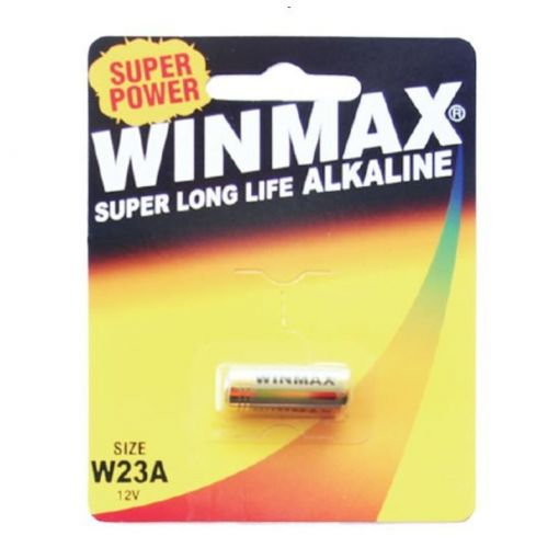 Winmax Super Long Life Alkaline Size W23A Batteries
