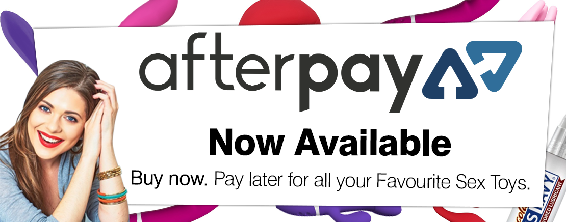 Sex Toys on Afterpay